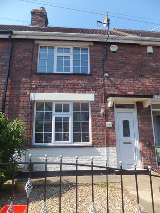 Thumbnail Terraced house to rent in Fairview Avenue, Cleethorpes