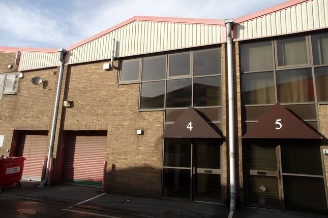 Thumbnail Warehouse for sale in River Road, Barking