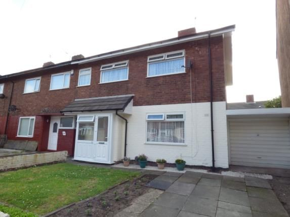 Thumbnail End terrace house for sale in Holly Grove, Seaforth, Liverpool, Merseyside