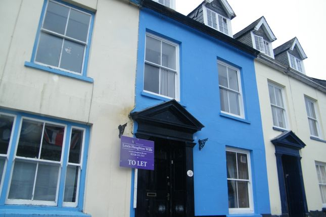 Thumbnail Terraced house to rent in The Terrace, Penryn