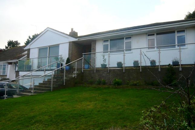Thumbnail Bungalow to rent in Ashdown Avenue, Saltdean, Brighton