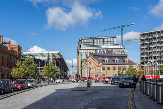 Thumbnail Flat for sale in St Pancras Place, Kings Cross, London