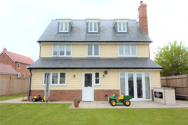 Thumbnail Detached house for sale in Deacons Place, Buntingford, Hertfordshire