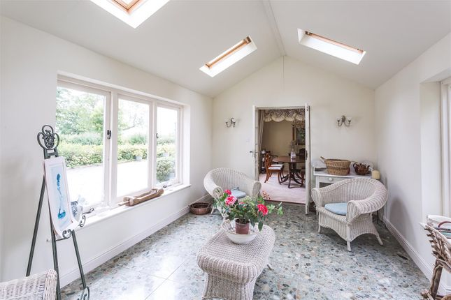 Garden Room of White Cottage, Kirk Langley, Ashbourne DE6