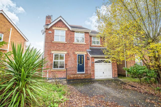 3 bed detached house for sale in Cornflower Way, Leasowe, Wirral