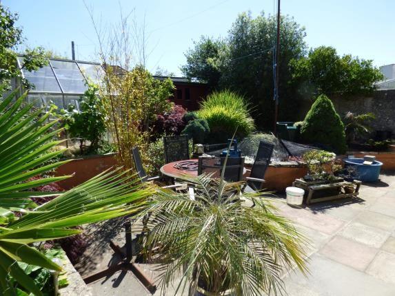 Rear Garden of Higher St Budeaux, Plymouth, Devon PL5