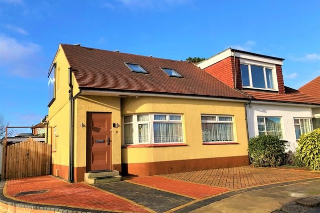Thumbnail Semi-detached bungalow for sale in Parkfields Avenue, The Hyde, London