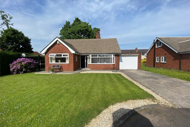 Thumbnail Detached bungalow for sale in Stuart Close, Ribbleton, Preston, Lancashire