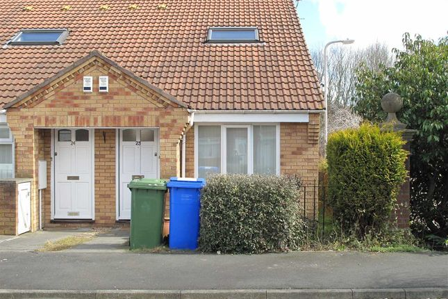 Thumbnail Bungalow to rent in Drybeck Court, Eastfield Vale, Cramlington
