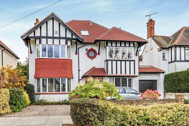 Thumbnail Detached house for sale in Parkanaur Avenue, Thorpe Bay