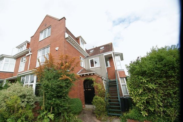 Thumbnail End terrace house to rent in Velwell Road, Exeter