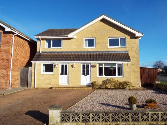 Thumbnail Detached house for sale in Tweed Close, Greenmeadow, Swindon, Wiltshire