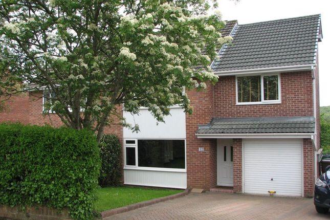Thumbnail Property to rent in Downham Gardens, Tamerton Foliot, Plymouth