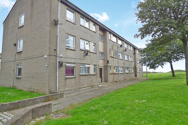 Thumbnail Flat for sale in Balnagask Circle, Torry, Aberdeen, Aberdeenshire