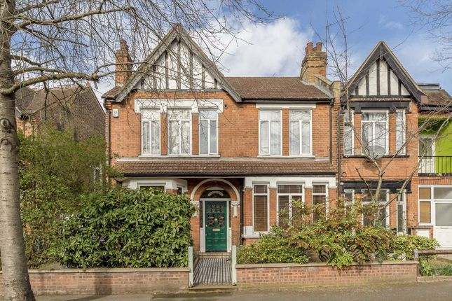 4 bed semi-detached house for sale in Avenue Gardens, London W3