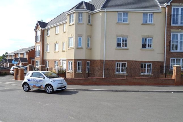 Thumbnail Flat for sale in Purcell Road, Bushbury, Wolverhampton