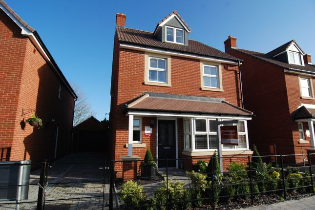 Detached house for sale in Bradley Road, Bradley Road, Trowbridge