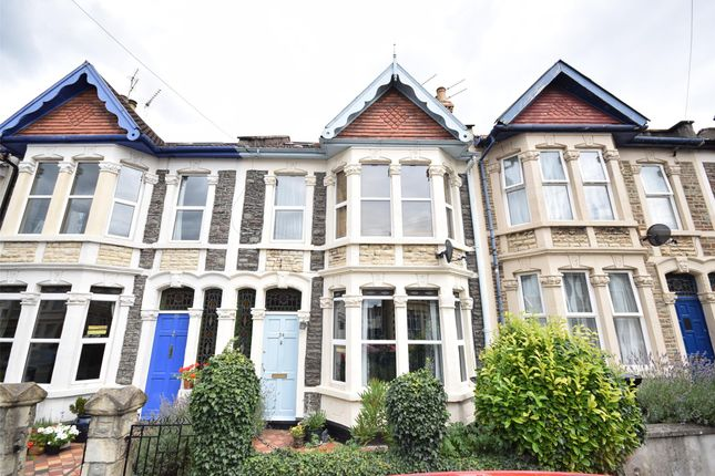 Thumbnail Terraced house for sale in Elmgrove Road, Fishponds, Bristol