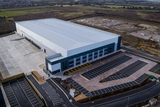 Thumbnail Industrial to let in Unit 2 Bedford Link Logistics Park, The Branston Way, Bedford