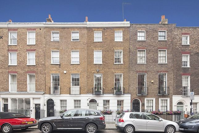 4 bed terraced house for sale in Upper Montagu Street, London W1H