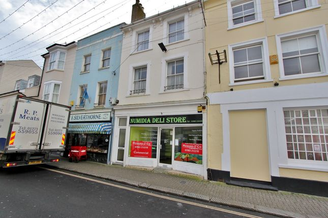 Thumbnail Shared accommodation to rent in Montague Street, Worthing