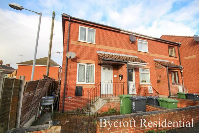 Thumbnail End terrace house for sale in Lady Haven Mews, Great Yarmouth