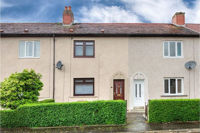 Thumbnail Terraced house for sale in Ochilview Road, Tillicoultry