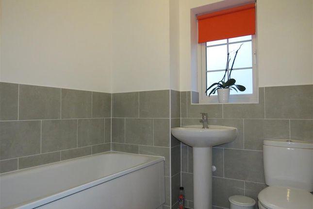 Bathroom of The Turrets, Thorpe Street, Raunds, Wellingborough NN9