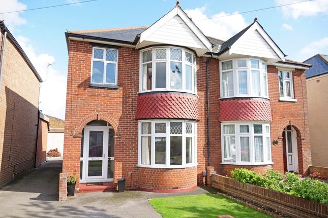 Thumbnail Semi-detached house for sale in Station Road, Drayton, Portsmouth