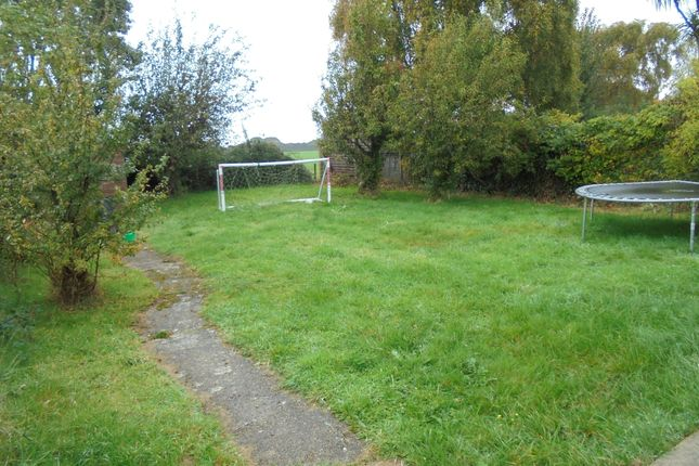 Rear Garden of West Lane, Hayling Island PO11