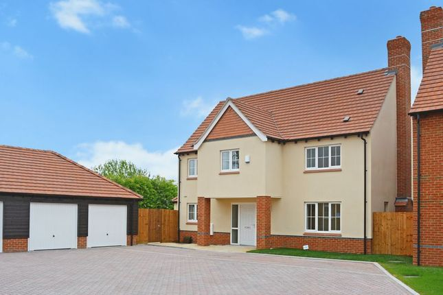 Thumbnail Detached house for sale in The Akeman, Plot 10, The Portway, East Hendred
