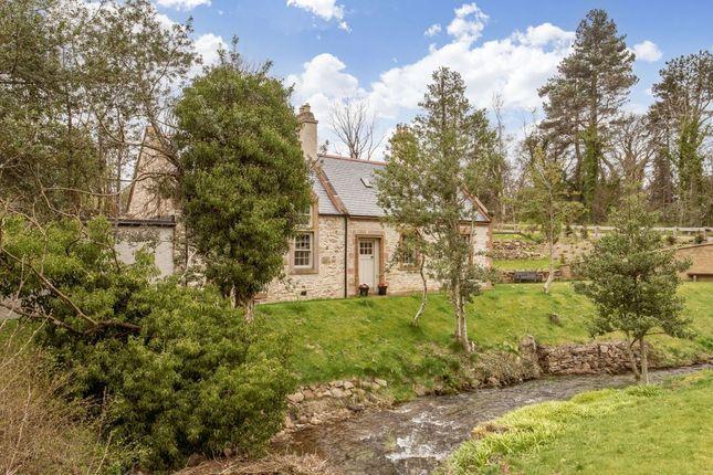 Thumbnail Cottage for sale in Laverockdale Cottage And Two Development Plots, 63 Dreghorn Loan, Edinburgh