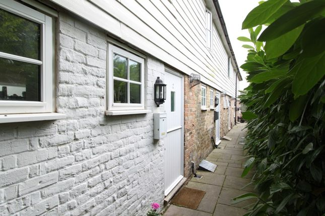 Thumbnail Terraced house for sale in Chapel Lane, St Margaret's At Cliffe