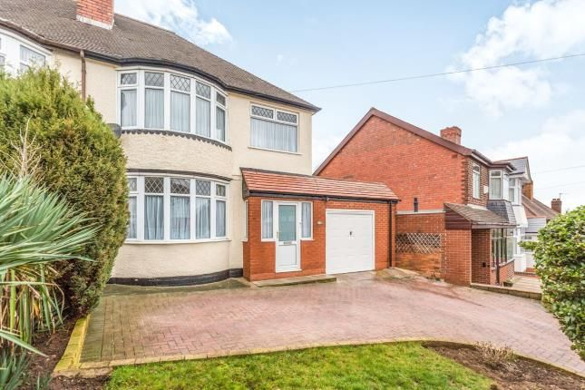 Semi-detached house in  Pitcairn Road  Smethwick  Birmingham  West Midlands  Birmingham