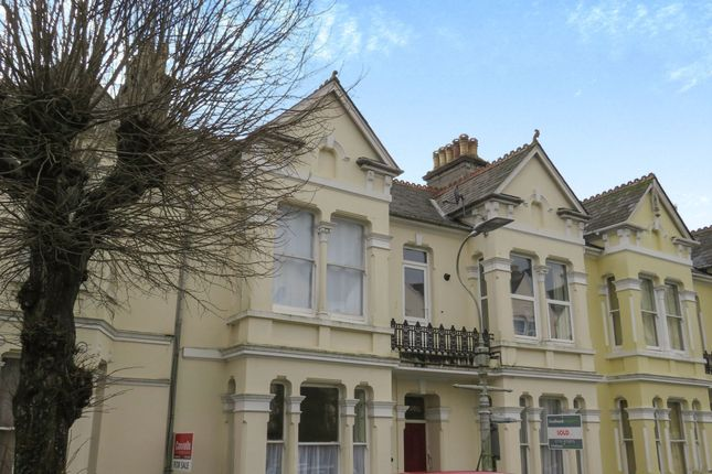 Thumbnail Flat for sale in Connaught Avenue, Mutley, Plymouth