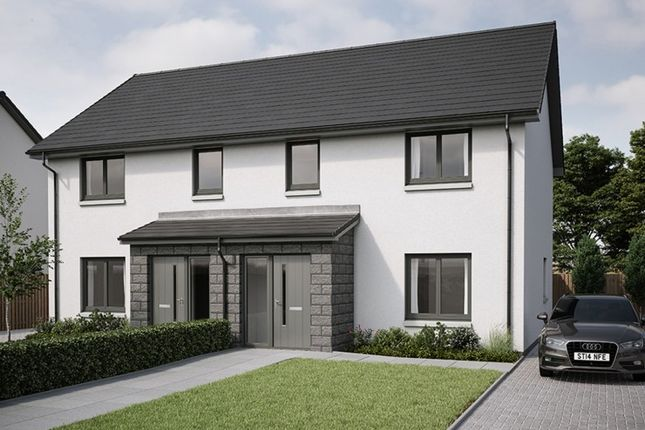 3 bedroom semi-detached house for sale in Peregrine Drive, Inverurie