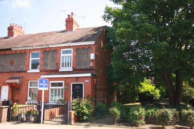 Thumbnail Terraced house to rent in Millstone Lane, Nantwich