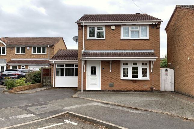 Thumbnail Detached house for sale in Kingfisher View, Stechford, Birmingham