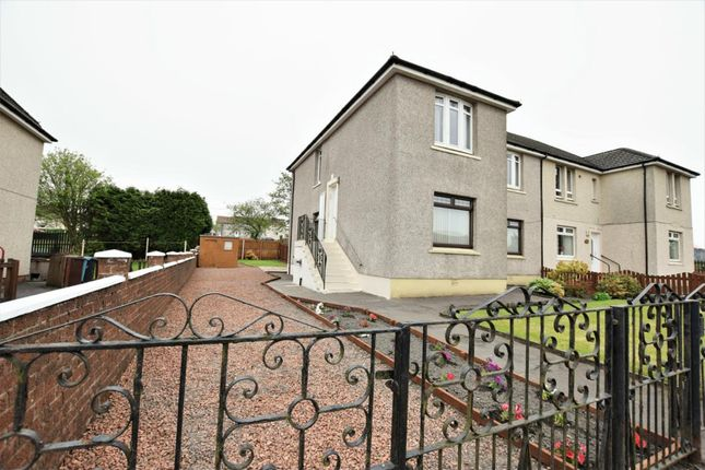 Thumbnail Flat for sale in Main Street, Salsburgh, Shotts