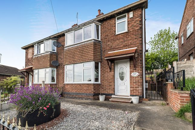 Thumbnail Semi-detached house for sale in Hyndley Road, Chesterfield