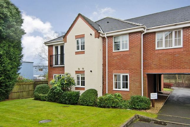 Thumbnail Flat for sale in New Plant Lane, Chase Terrace, Burntwood