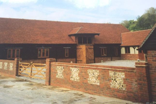 Office to let in First Floor, Tithe Barn, Bottom Barn Farm, Berrys Hill, Cudham, Westerham, Kent