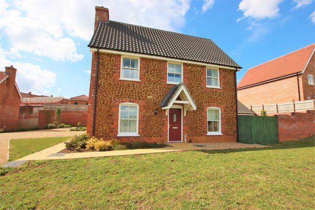 Thumbnail Detached house for sale in Heron Vale, Hunstanton