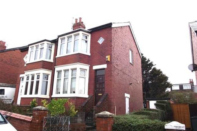 2 bed semi-detached house to rent in Fordway Avenue, Blackpool FY3