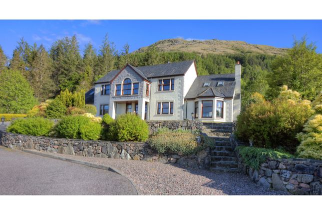 Thumbnail Detached house for sale in Lettermore, Near Glencoe
