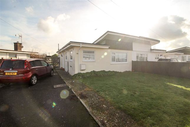 Thumbnail Semi-detached bungalow for sale in The Boulevard, Pevensey Bay, Pevensey