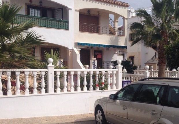 Pau 8 Ground Floor With Garden, Villamartin, 03189