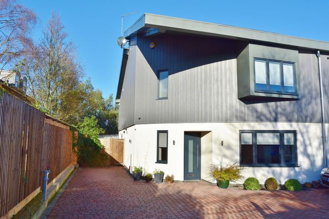 Thumbnail Semi-detached house for sale in Gould Road, Twickenham