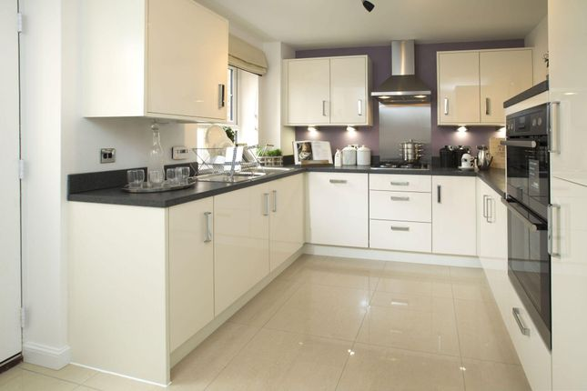 "Thumbnail Detached house for sale in ""Farringdon"" at Lanelay Road, Talbot Green, Pontyclun"