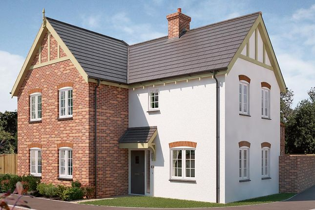 "Thumbnail Detached house for sale in ""The Hartlebury"" at Bowbridge Lane, New Balderton, Newark"